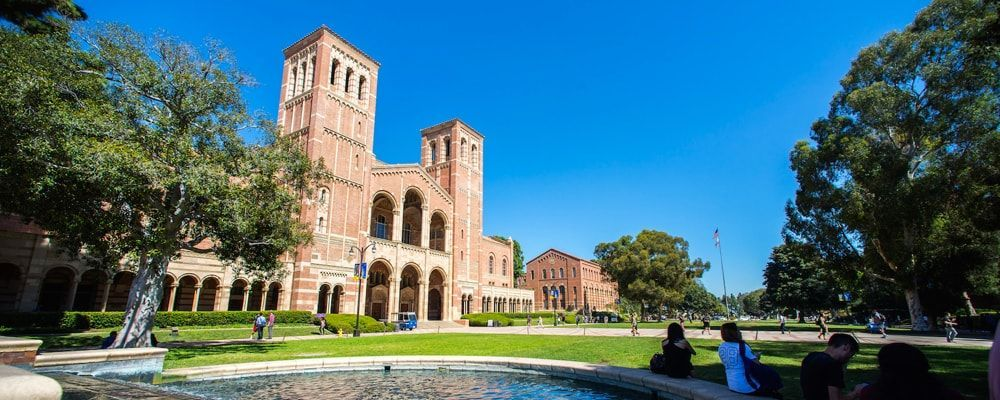 Where Are Usc Ucla Chapman And Loyola Marymount Located On A California Map.Top 10 Film Schools In Los Angeles Full Rankings